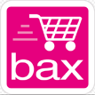 logo bax shop