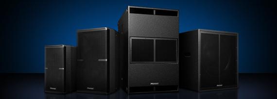 Pioneer geluidssysteem (XY serie)