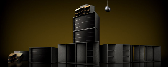 Pioneer Club Sound System (GS Wave serie)